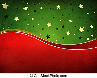 backgrund,  grunge, grön, röd