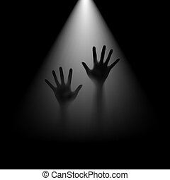 backlight., mains