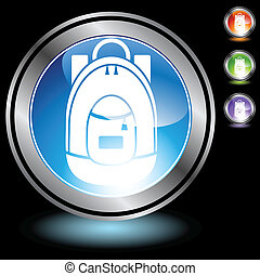 backpack icon chrome