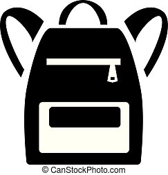 Backpack - vector backpack