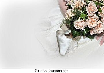 backround, 結婚式