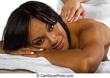 Backrub Massage