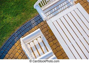 Backyard Garden Furniture