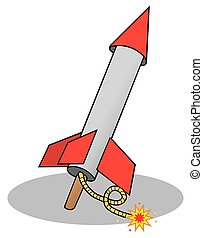 Backyard Rocket