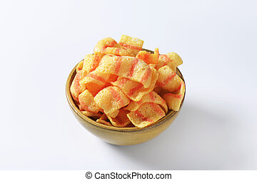 Bacon chips