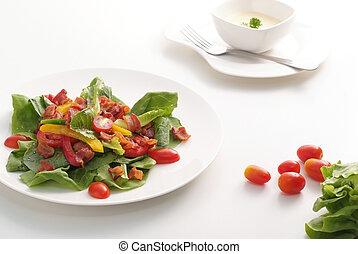 Bacon salad 2