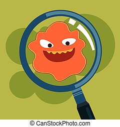 bacteria magnify