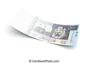 Bad economy Saudi Arabian Riyals