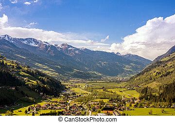 Gastein Valley Austria