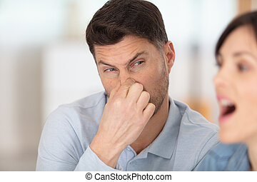 bad smell and body odor