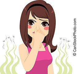 Bad Smell Girl