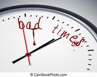 bad times blood