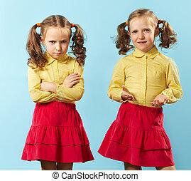 Bad twin/Good twin