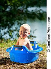 baden, freien