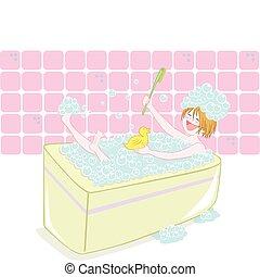 baden tijdstip