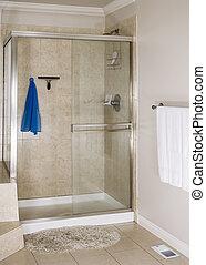 badezimmer, meister, dusche