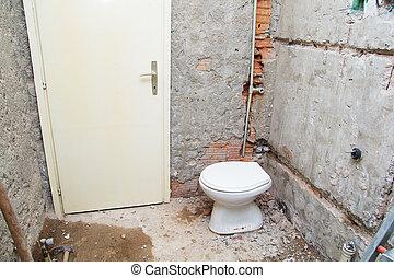 badezimmer, renovierung
