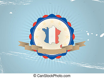 Badge france