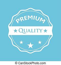 Badge - Premium quality