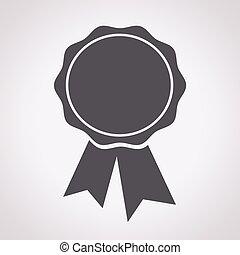 badge ribbons icon