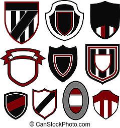 badge symbol design