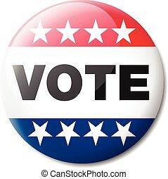 Badge VOTE