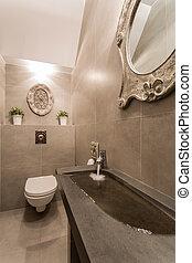 badkamer, aanzicht