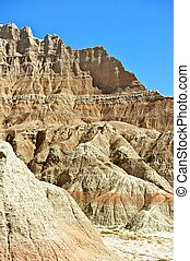 Badlands Geology