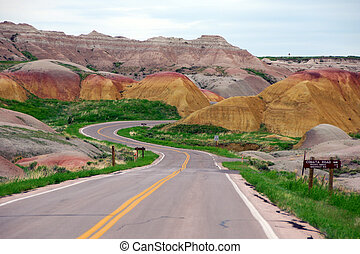 Badlands National Park 1