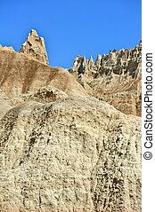 Badlands Pinnacles