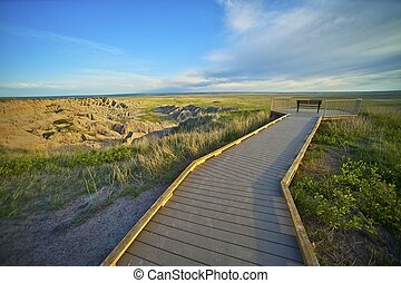 Badlands Vista Point