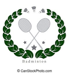 badminton - game of badminton