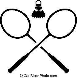 Badminton Rackets Shuttlecock