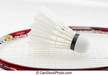 badminton shuttlecock - Badminton shuttlecock for sport game...