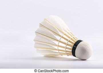 Badminton Shuttlecock.