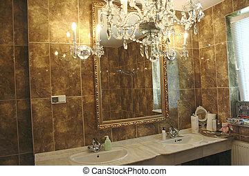 badrum, lyxvara