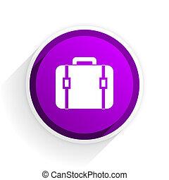 bag flat icon