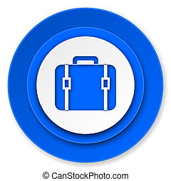 bag icon, luggage sign