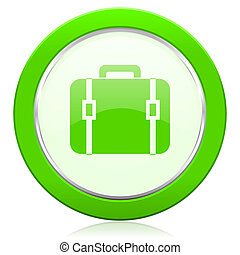 bag icon luggage sign