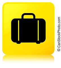Bag icon yellow square button