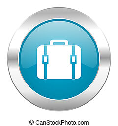 bag internet blue icon