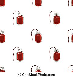Bag of blood.Medicine single icon in cartoon style vector symbol stock illustration web.