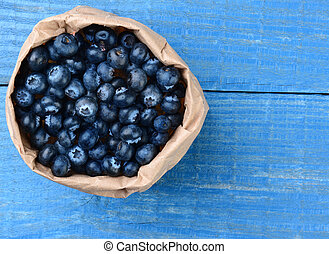 Bag of Blueberries