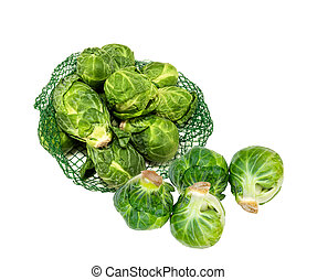 Bag of Brussels sprout