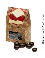 bag of chocolate