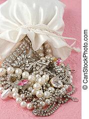bag of jewels