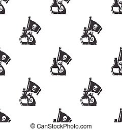 bag of money icon on white background