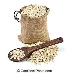 bag of oats a