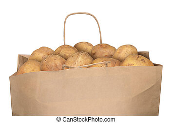 Bag of potato