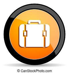 bag orange icon